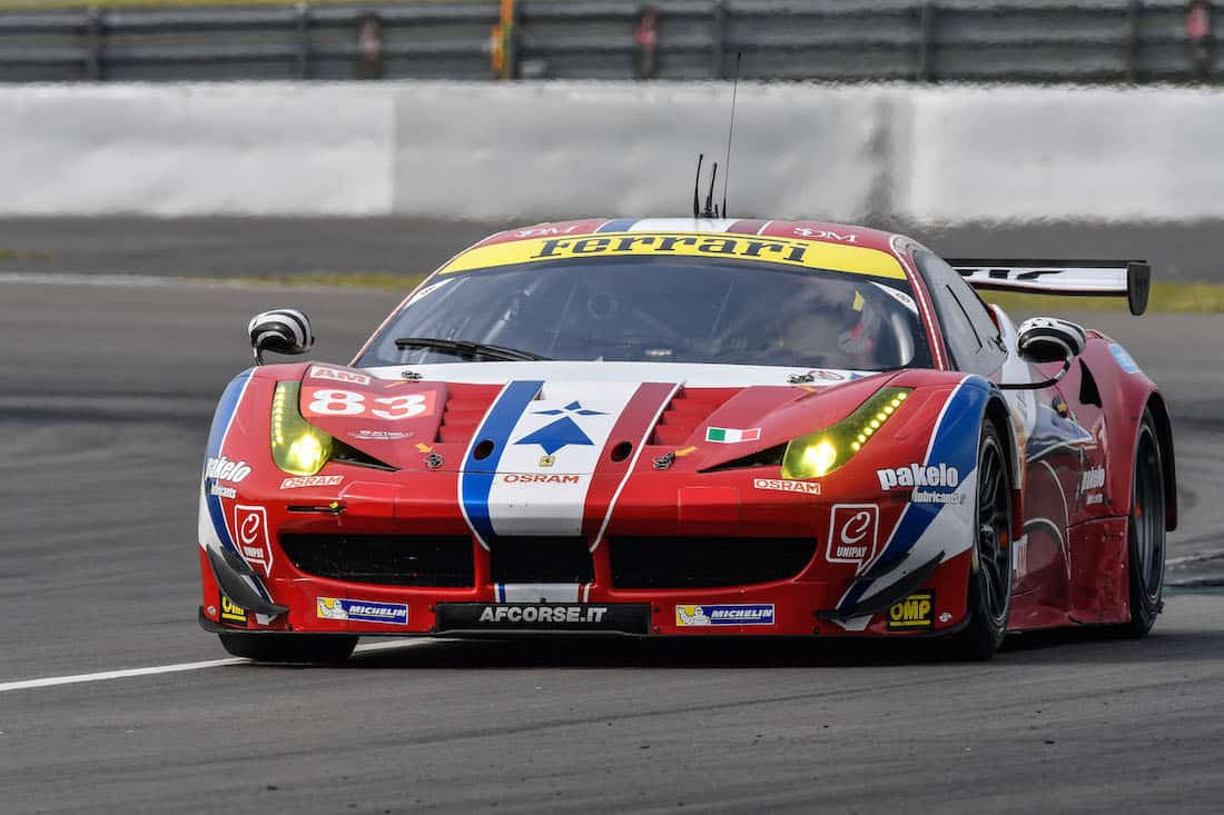 WEC - Ferrari one-two at the 6 Hours of Nürburgring ...
