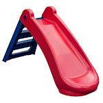 Pal Play Folding Slide - 51in L x 18in W x 28in H