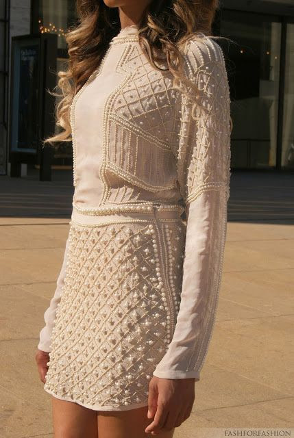Gorgeous embellished dress
