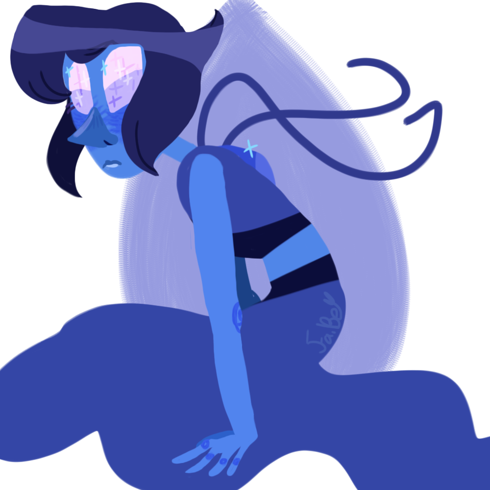 Little Lapis I did