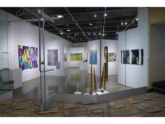 34th Annual New Legacies Contemporary Art Quilts Exhibition.