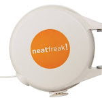 Neatfreak A05500002X1W Retractable Clothesline