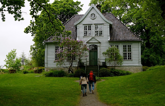[Photo Journal] Gamle Bergen Museum