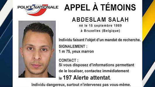 France bombs ISIS HQ, hunts attacker who got away |
