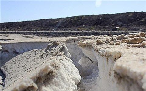 Iran: Lake Urmia Drying, Danger of Disease for 14 Million People