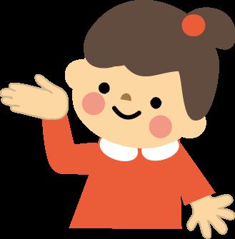 女の子のイラスト挿絵 無料イラストフリー素材