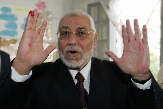 The 89-year-old man who threatened the Egyptian regime even in death