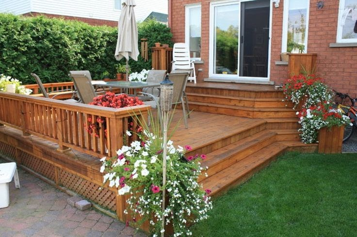 Deck And Patio Ideas For Small Backyards Uk - Ztil News