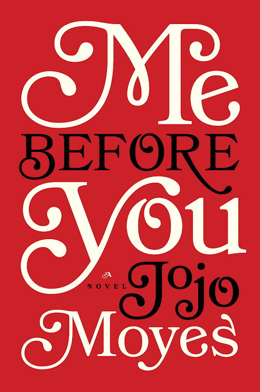 Book review - Me Before You by Jojo Moyes