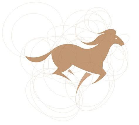 golden ratio horse logo logos marks symbols horse