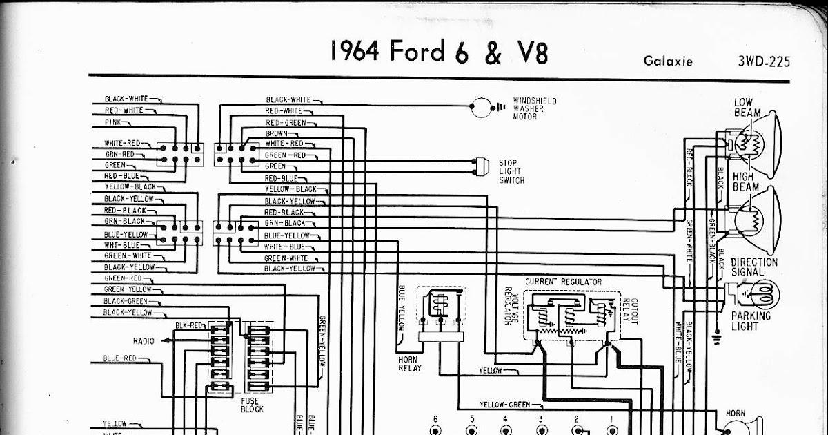 20 Luxury 65 Mustang Turn Signal Switch Wiring Diagram