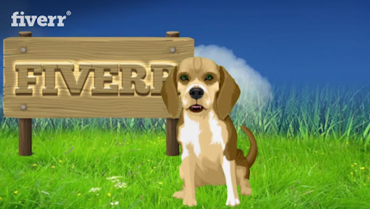 I will make a video of an animated dog advertising your product