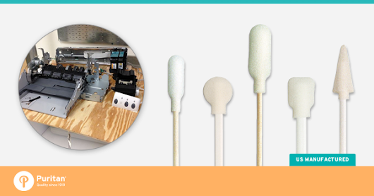 Swab Central: The Foam Tipped Applicators' Industrial Uses