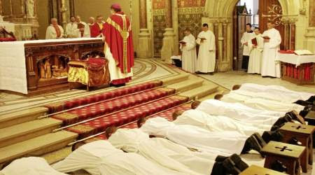Vocations in Ireland Record Low in 222 Years