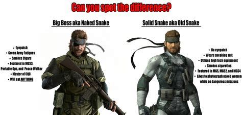 The Boss Metal Gear Quotes
