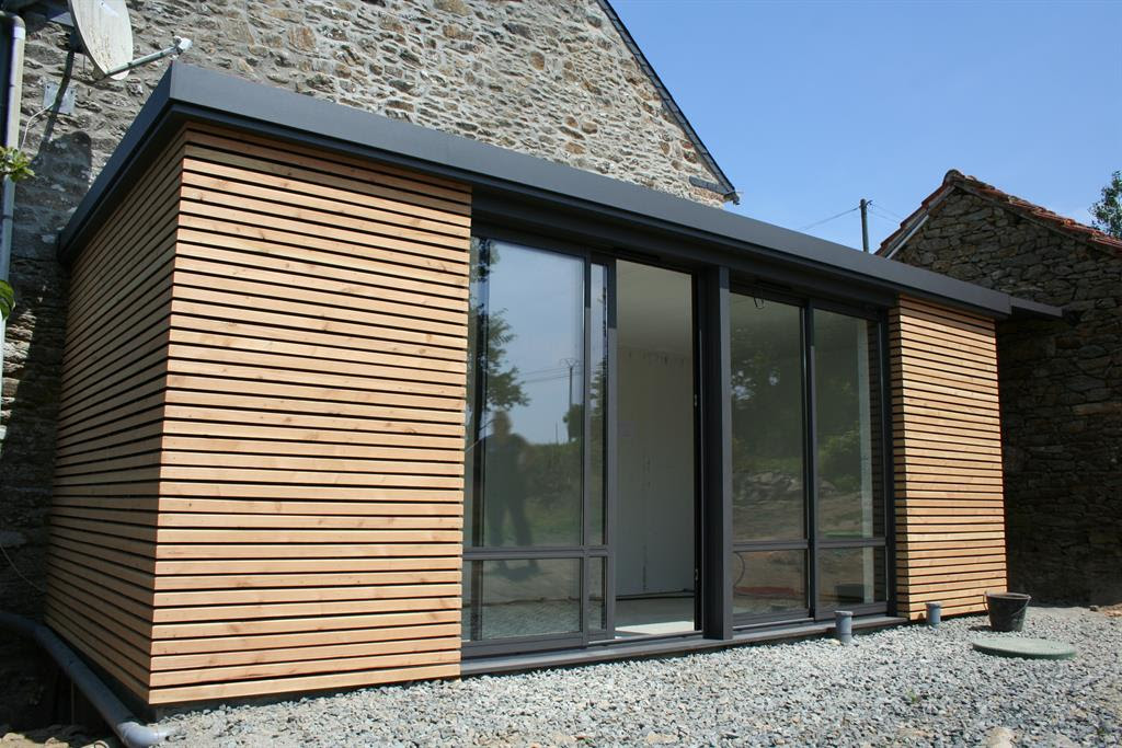 Metroemofr: en ossature bois plancher charpente toiture murs et bardage bois
