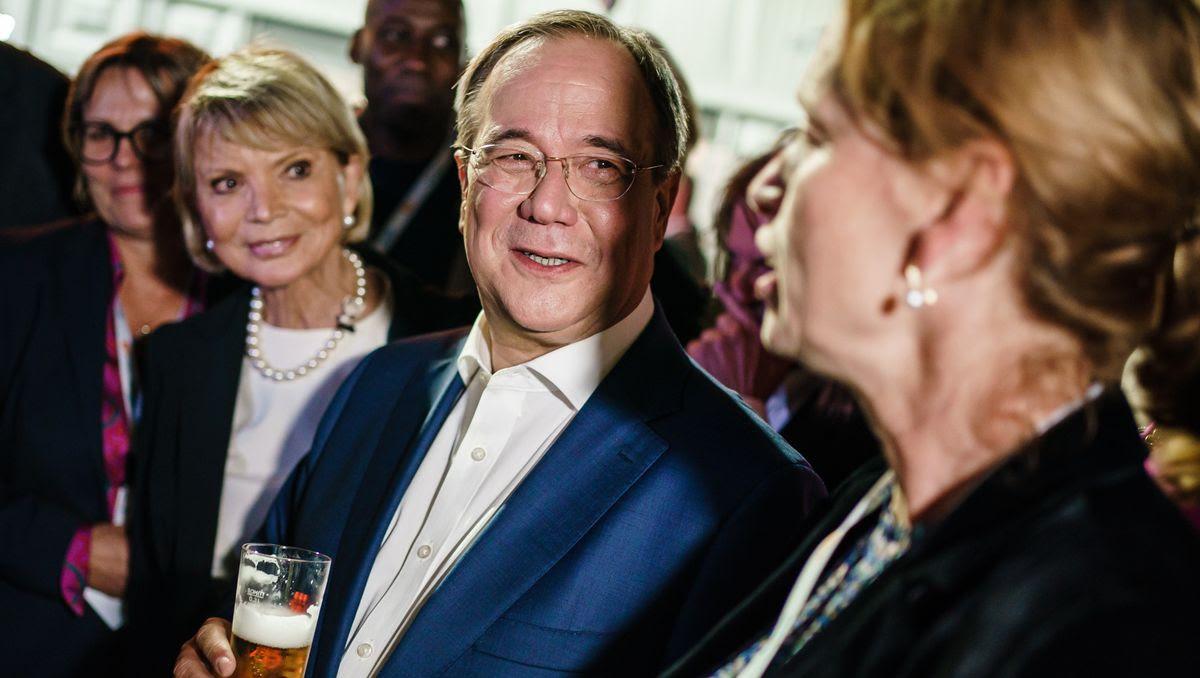 CDU-Chor für Laschet nach TV-Triell: »Obskur und befremdlich«