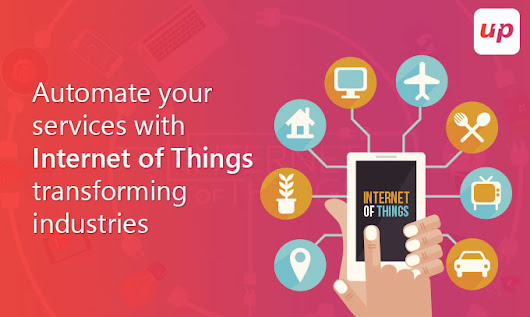 Internet of Things is the key to transmute industries