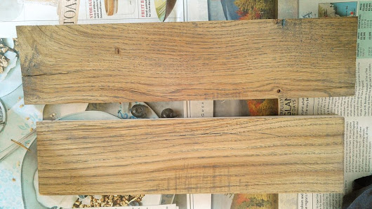 Wood finishing: An oil tint recipe | Makers Bespoke Furniture