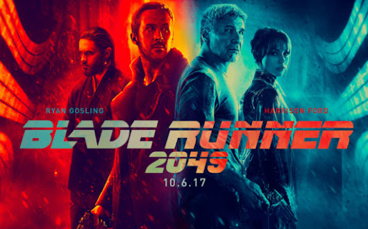 Sci-Fi Party Line #291 Blade Runner 2049