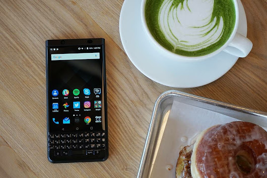 CrackBerry is giving away a BlackBerry KEYone Black Edition!