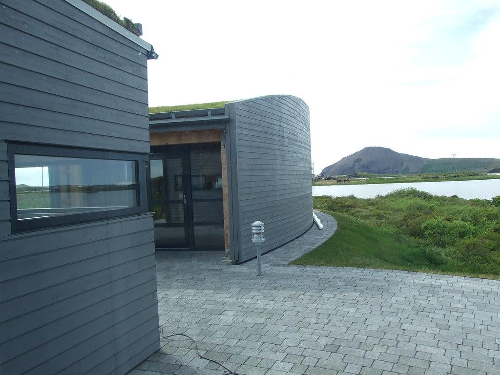 Myvatn Boat Museum, Iceland