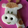 Playing with Food! on Pinterest | Bread Art, Pancakes and Food Kids