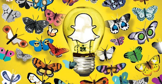 While We Weren't Looking, Snapchat Revolutionized Social Networks - The New York Times