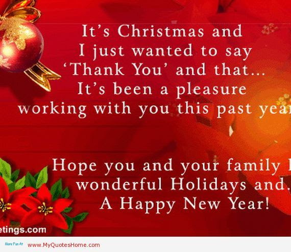 Christmas Greetings From Teachers To Students - Xmast 4