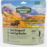 Backpacker's Pantry Outdoorsman Beef Stroganoff