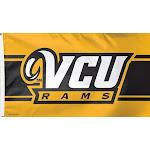 (Virginia Commonwealth U) - WinCraft NCAA Deluxe Flag