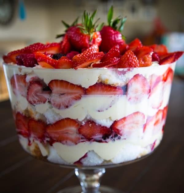 Tasty Desserts No Bake Strawberry Truffle