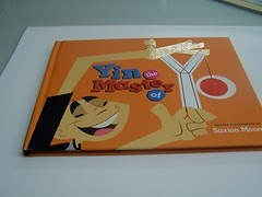"""""""Yin the Master of Yo"""" books are HERE!"""
