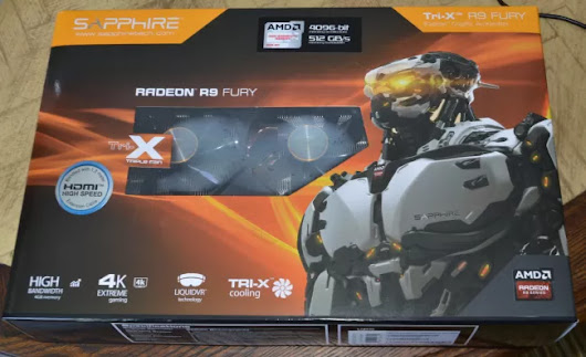 The AMD Radeon R9 Fury Is Currently A Disaster On Linux - Phoronix