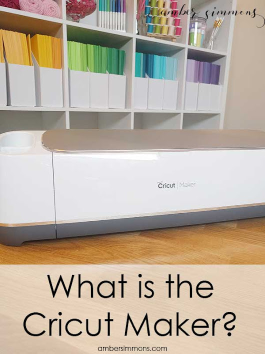 What Is The Cricut Maker?