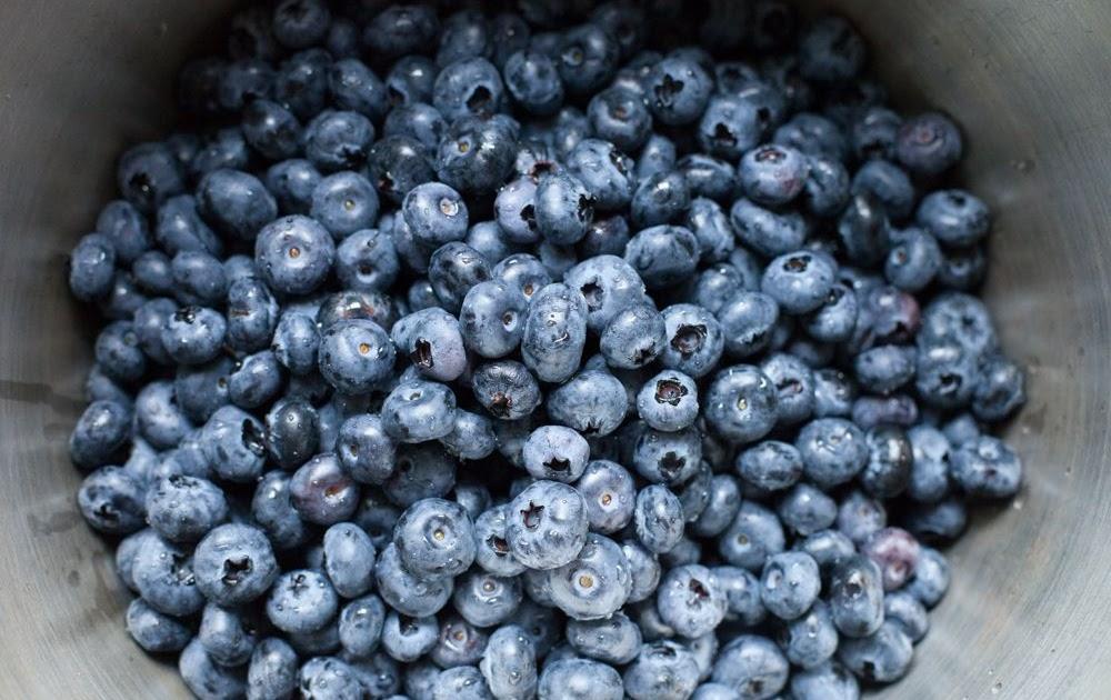 The New York Times Recipe Lab + Blueberry Jam