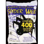 Spider Web (400 Square Feet) - 44355 - White