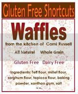 Gluten Free Shortcuts