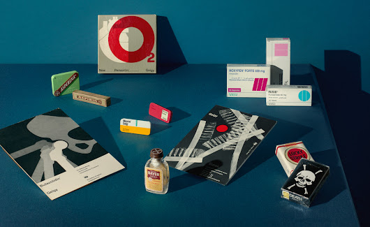 Doctor's orders: graphic design is good for you, reflects a new London show