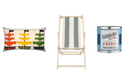 Space edit: bring your vacation home with these great pieces