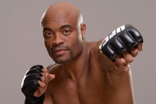 Após cumprir suspensão, Anderson Silva volta ao UFC