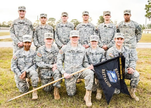 Georgia Southern's Eagle Battalion Ranger Challenge Team Takes 2nd Place at 6th BDE | Newsroom | Georgia Southern University