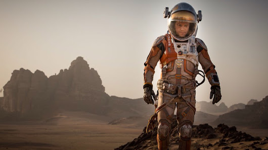 Is there life on Mars? The Martian review by John