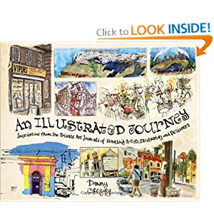 Feeling honored to be included in Danny Gregory's new book, An Illustrated Journey.