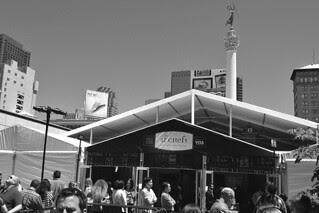 SF Chefs 2013 - Entrance