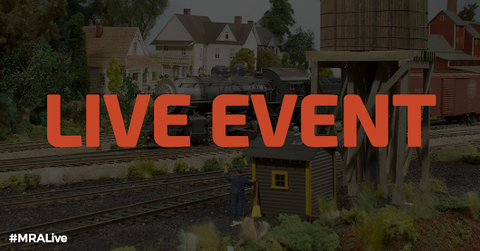 MRA LIVE! September 27, 2016 | Model Railroad Academy