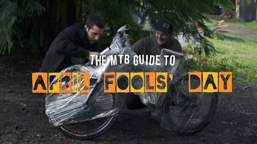April Fools – Mountain Bike Jokes
