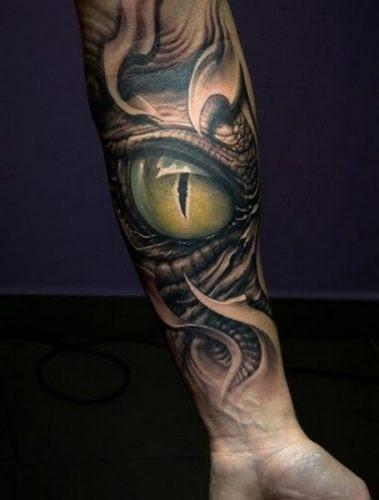 36 Diseños Increíbles De Tatuajes De Ojos
