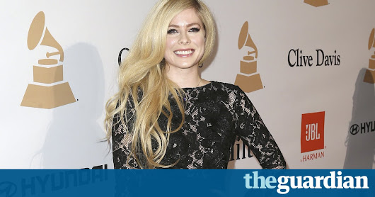 Avril Lavigne most 'dangerous' celebrity to search for online | Music | The Guardian