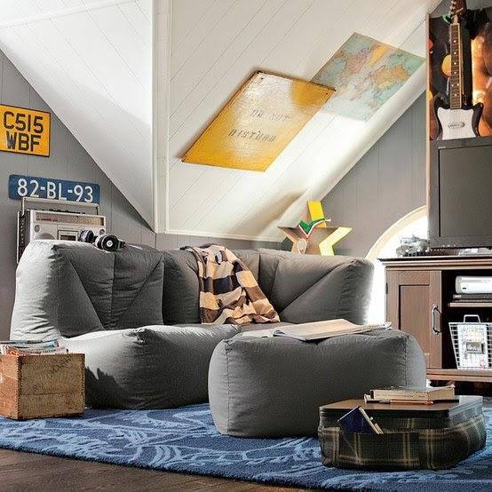 Der Sitzsack – trendy und super bequem - Best Sitz Germany